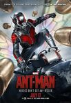 Ant-Man Bullet Poster