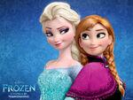 Elsa and Anna -)