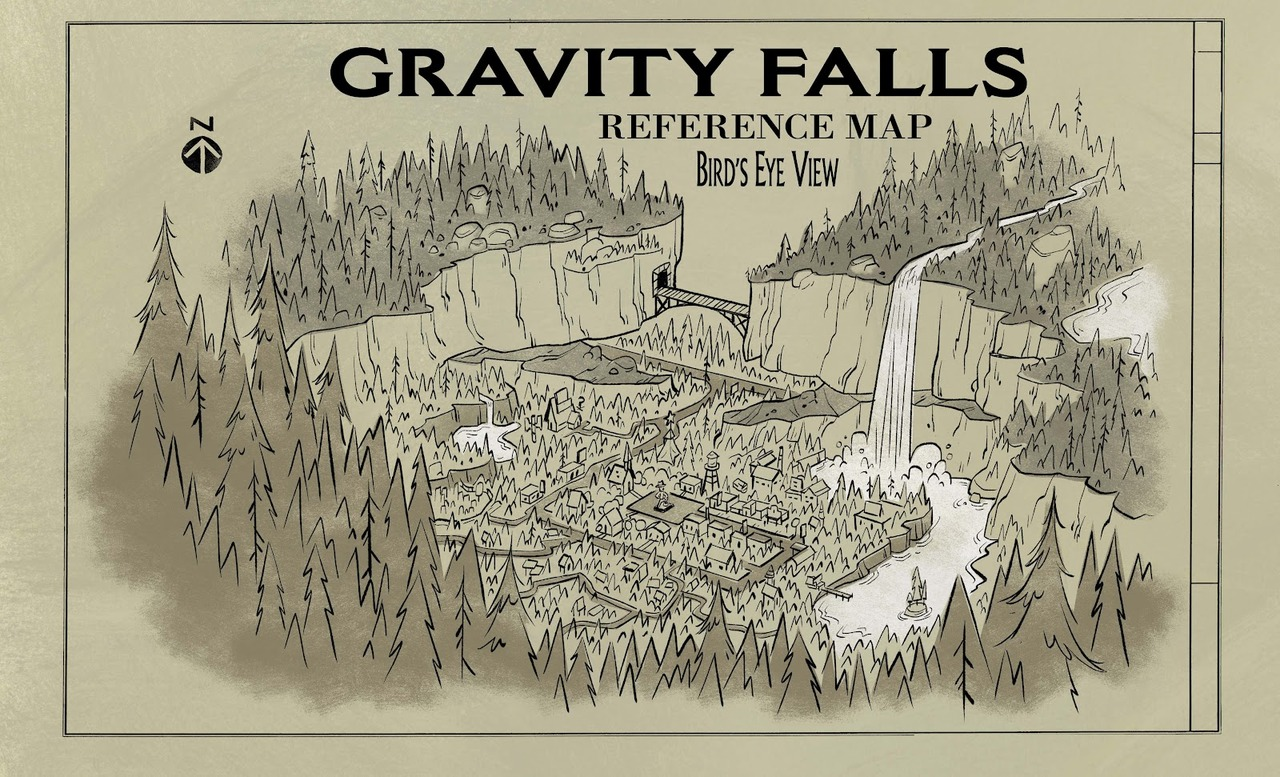The Place For Theories Headcanons And Other Wild M Guessing Involving Gravity Falls Nothing Is Too To Be Submitted This Not A Confession