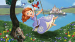 PHD Sofia the First Serie Va W Poster
