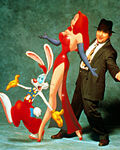 Who framed roger rabbit cast 32762l