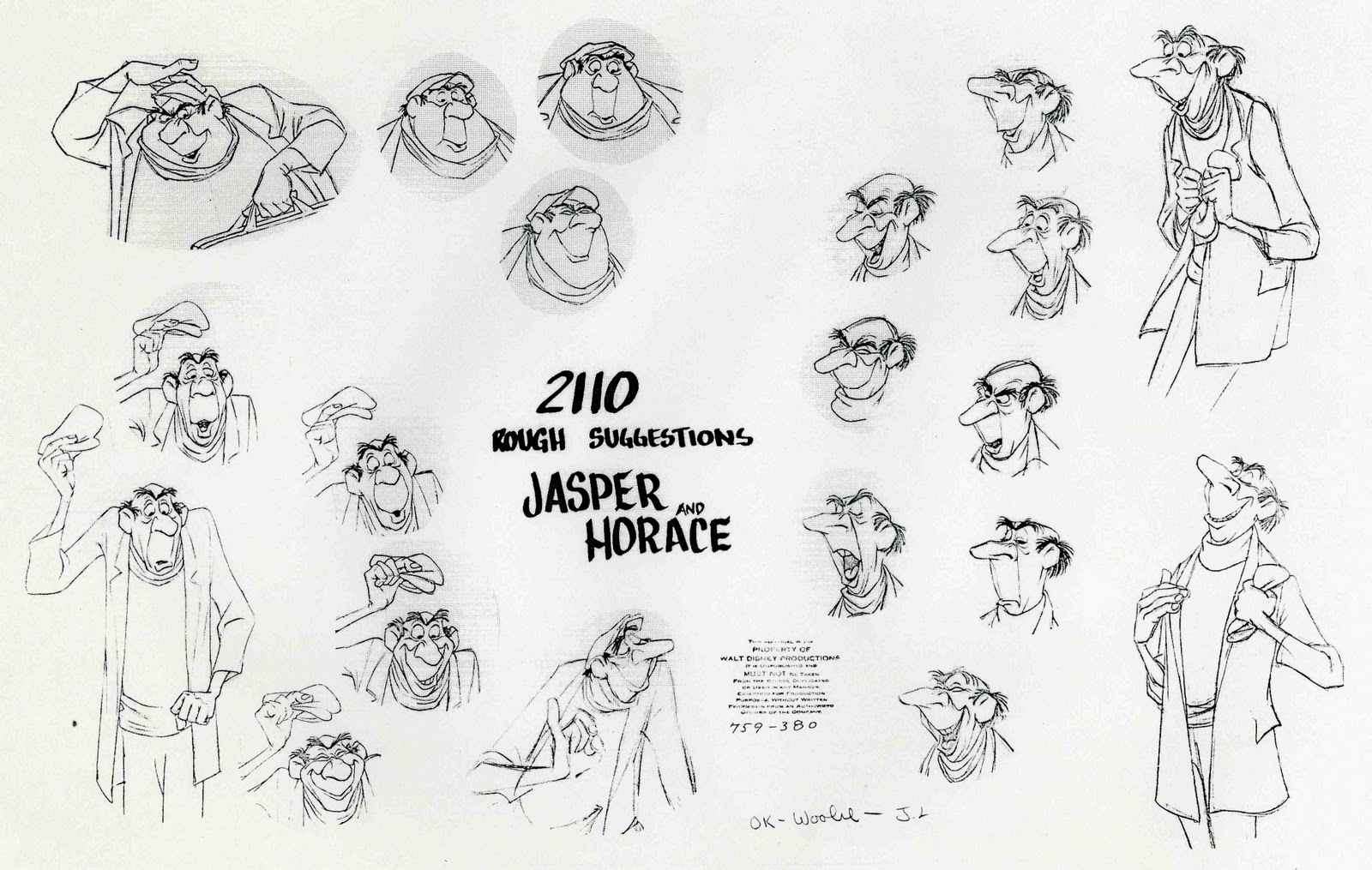 horace and jasper coloring pages - photo#25