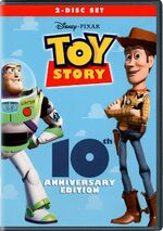 ToyStory 10thAnniversaryEdition DVD
