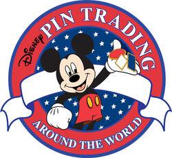 Disney Pin Trading