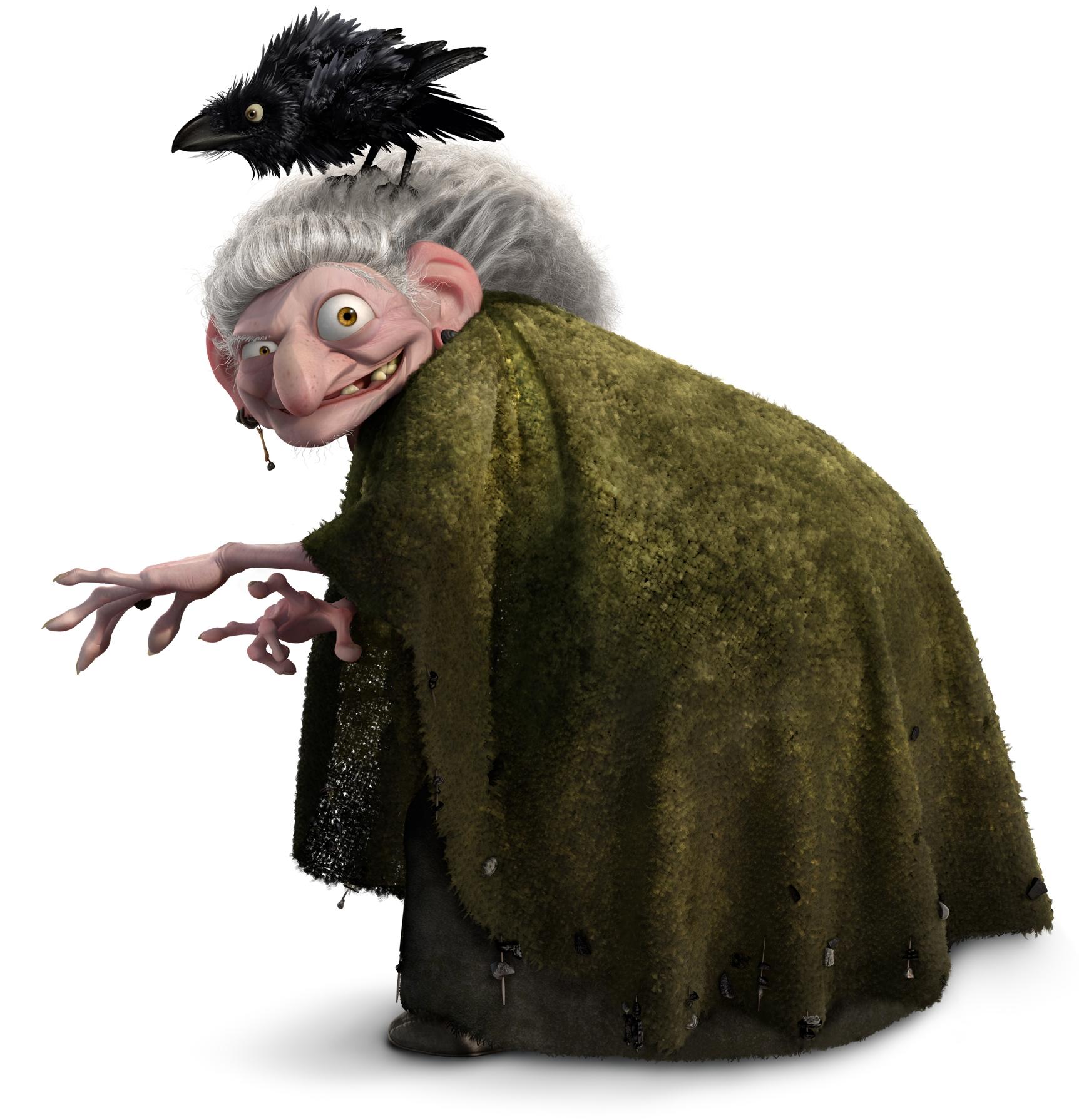 The Witch (Brave) - Disney Wiki