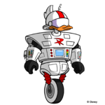 DuckTales Remastered -Gizmo Duck