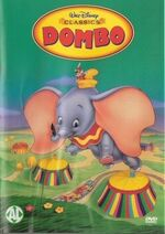Dumbo ne dvd