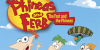 Phineas and Ferb videography