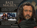 Baze Malbus Profile