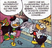 Glomgold and Rockerduck