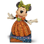 Minnie Mouse ''The Pumpkin Queen'' Figure by Jim Shore
