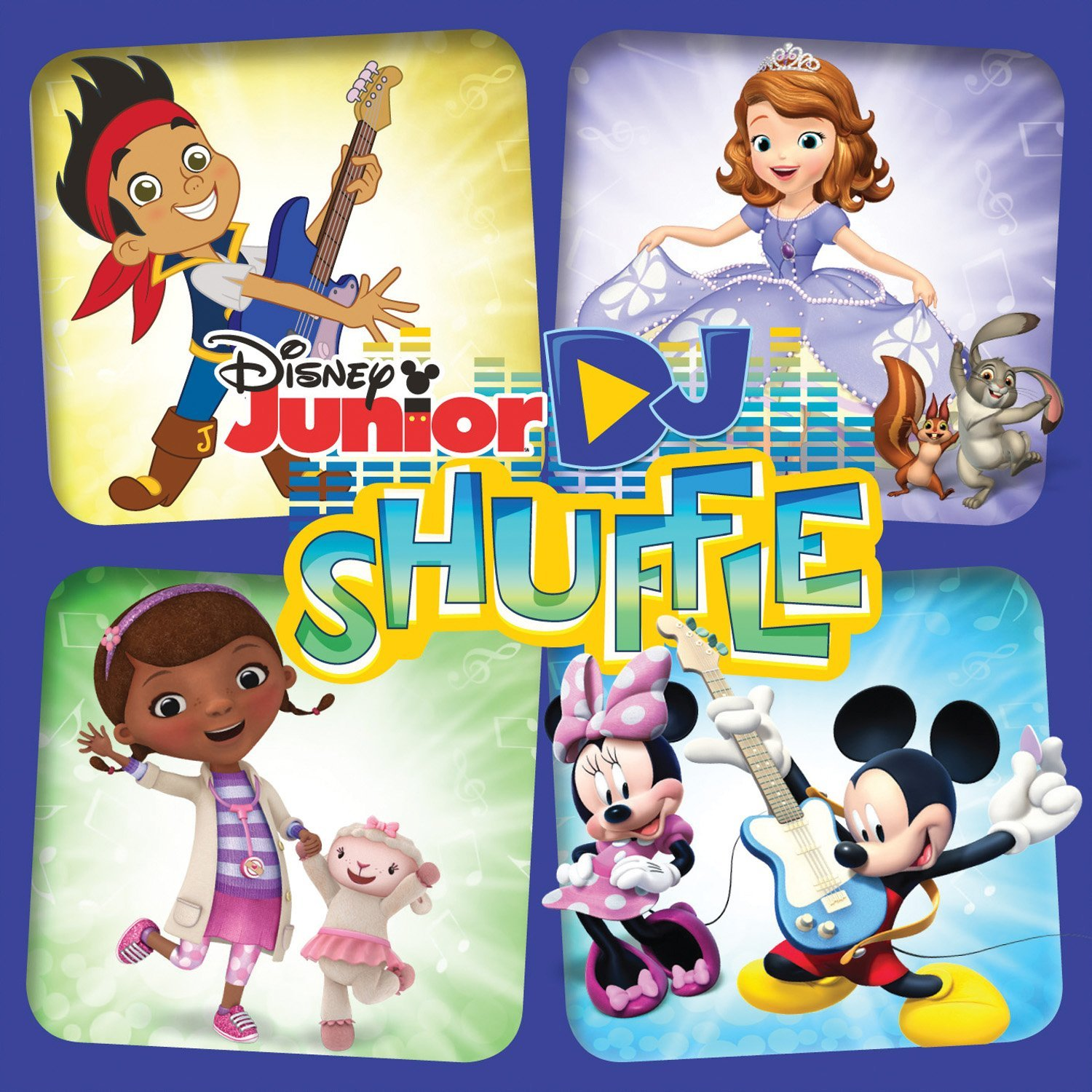 disney junior dj shuffle disney wiki fandom powered by