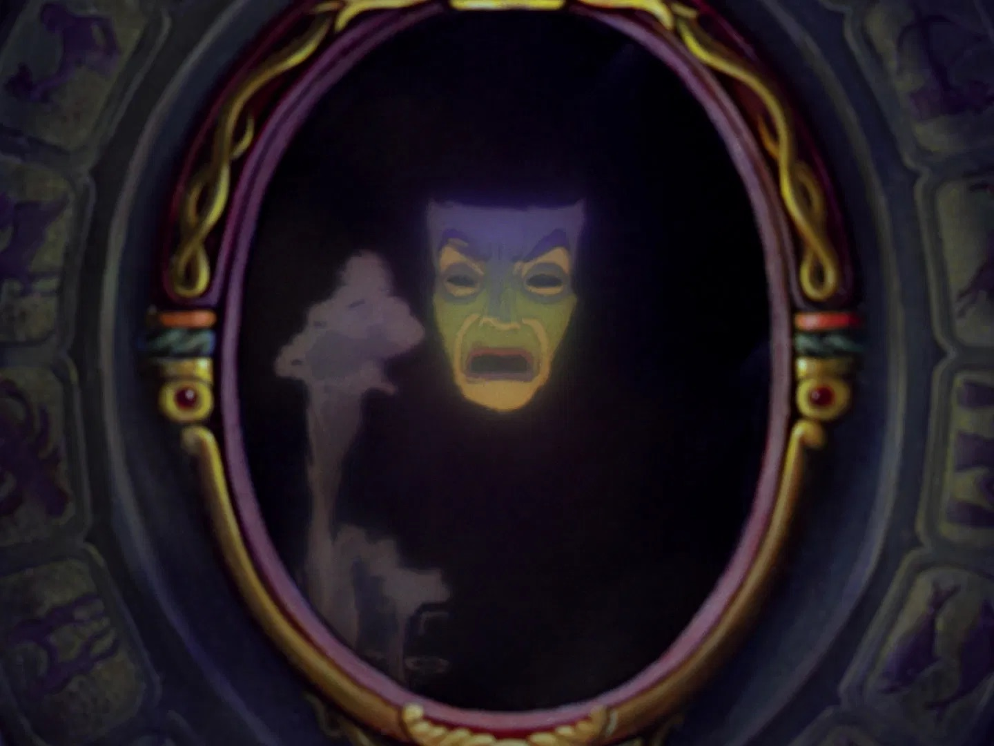 Magic mirror disney wiki fandom powered by wikia for Miroir miroir blanche neige