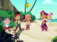 Pirate Princess and Winger