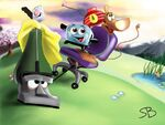 The brave little toaster by spencer93-d4xht4f