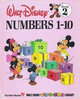 600full-disney-library--vol.-2----numbers-1--10-(walt-disney-fun--to--learn-library)-cover