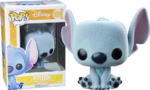 Funko Pop Pop Cultcha AUS Exclusive Flocked Stitch