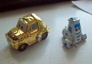 Star cars die cast