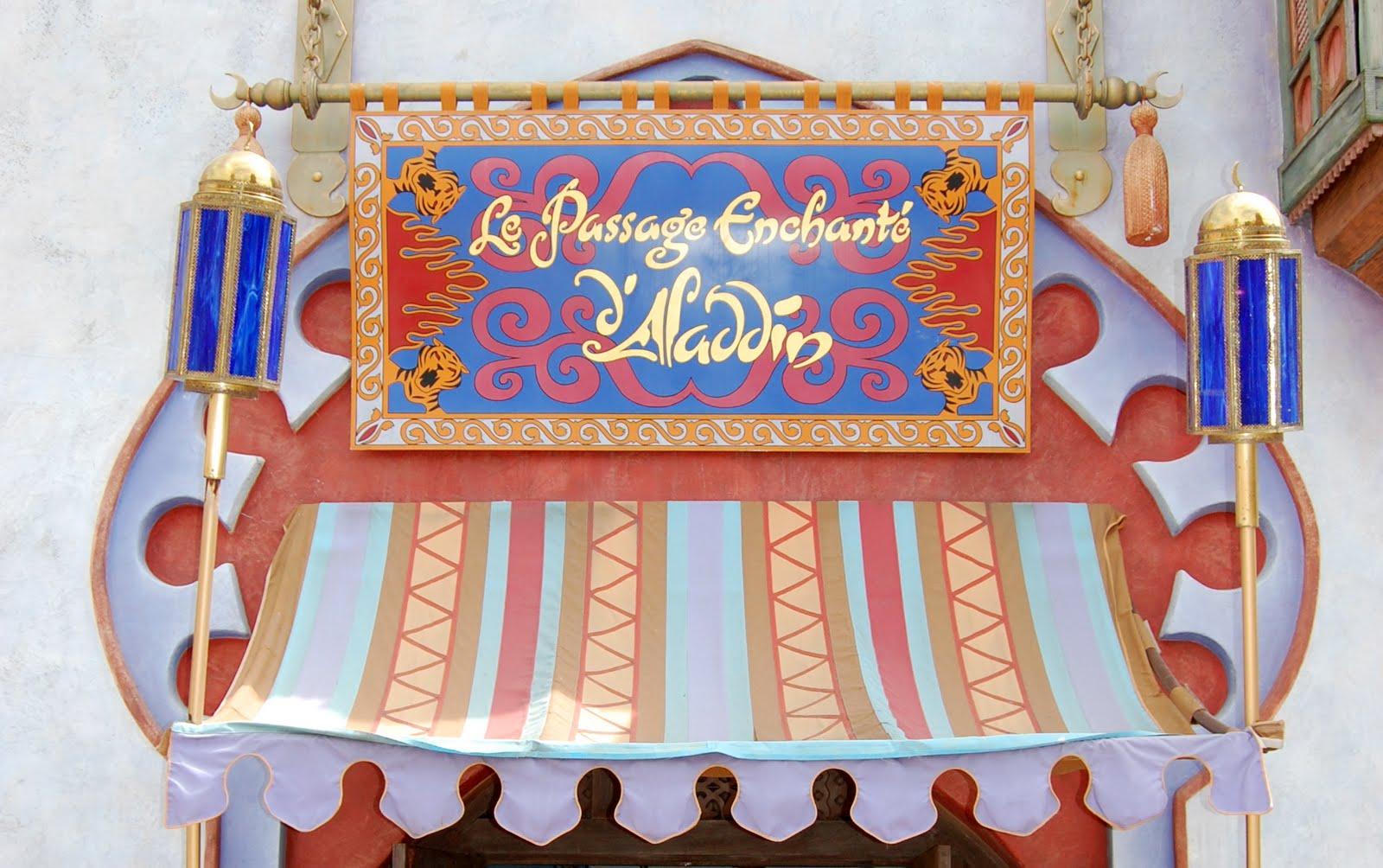 Image result for le passage enchanté d'aladdin
