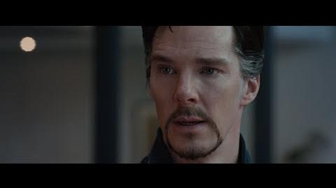 Doctor Strange Official Trailer 2