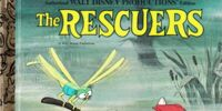 The Rescuers (Little Golden Book)