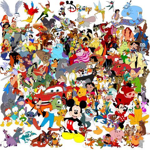 File:Disney Character Collage by ToonGenius.jpg