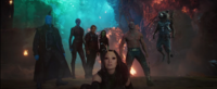 GOTG Team in Vol. 2