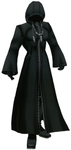 File:Kingdom Hearts - Organization XIII Cloak.png