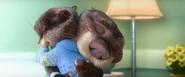 Otter Hug