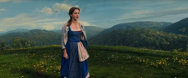 Beauty and the Beast - Golden Globe 3