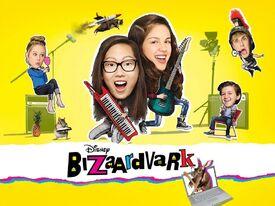 Bizaardvark; Official Title Card
