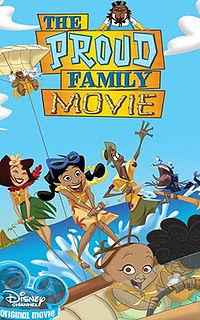 The Proud Family MovieThe Proud Family Movie Peanut