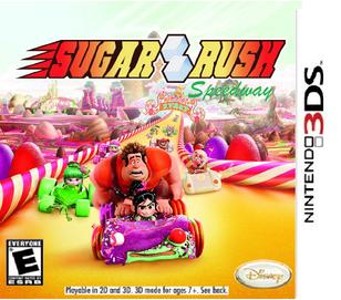 Sugar Rush Games Online