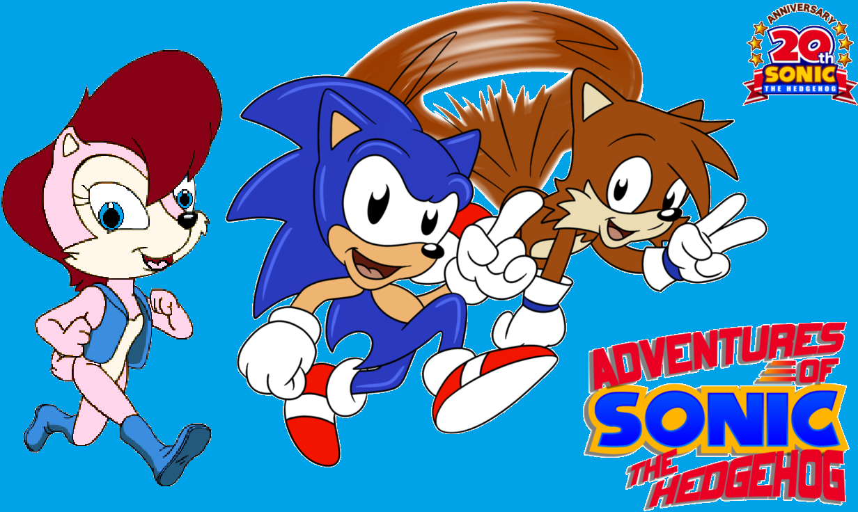 Adventures of sonic the hedgehog characters
