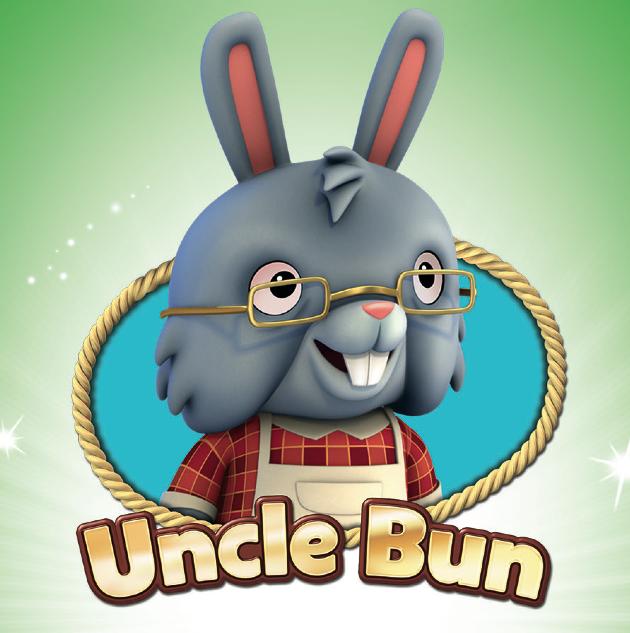 Uncle Bun Disney Junior Wiki Fandom Powered By Wikia
