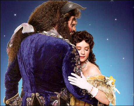 beauty and the beast cast lists disney musical wiki