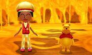 DMW2 - Winnie the Pooh Food