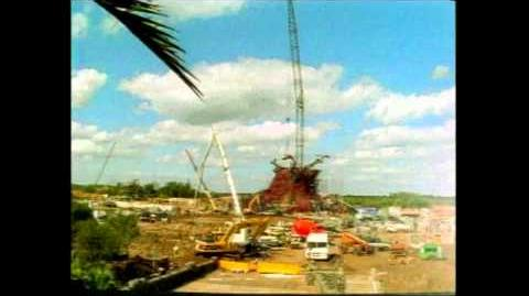 Time-Lapse Watch the Tree Of Life Grow at Disney's Animal Kingdom