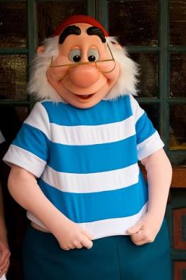 mr smee disney parks characters wiki fandom powered