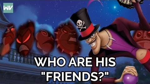 "Who Are Dr.Facilier's ""Friends?"" Princess and the Frog Theory Discovering Disney"