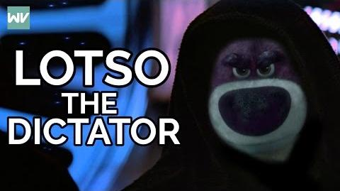 Psychology of Lotso Dictators and Toy Story 3 Discovering Disney