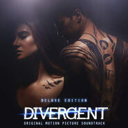 Divergent Soundtrack Deluxe Edition Cover