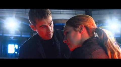 First Divergent Trailer HD