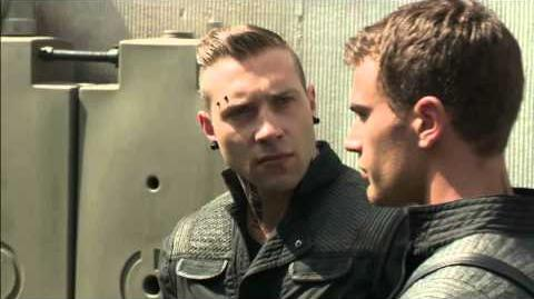 Divergent Featurette - Interviews and Behind the Scenes Footage