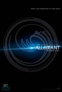 The Divergent Series Allegiant (MTV logo)