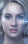 The Divergent Series Allegiant - Tris - Pure Poster