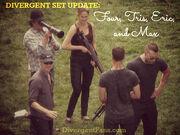 DivergentMovie four tris