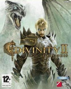 Divinity II Ego Draconis cover