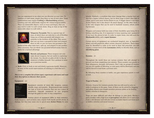 DOS Game Manual Page 18