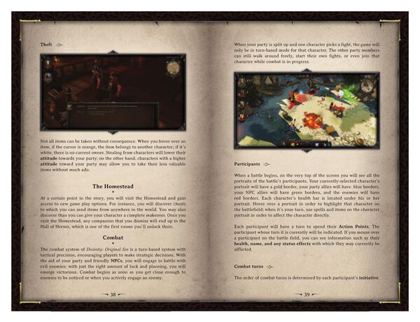 DOS Game Manual Page 20